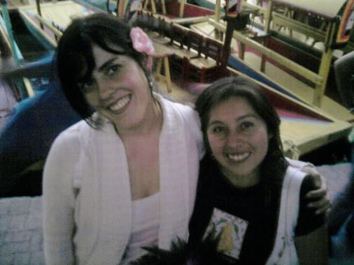 Lidia y yo